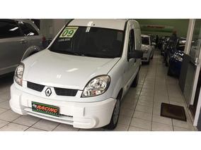 Renault Kangoo Expression 1.6 16v (flex)