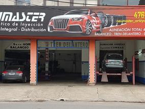 Alineacion Balanceos Frenos Tren Delantero Mecanica Z. Norte