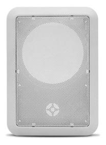 Caixa Arandela Retangular Som Ambiente P/ Alto Falante De 6