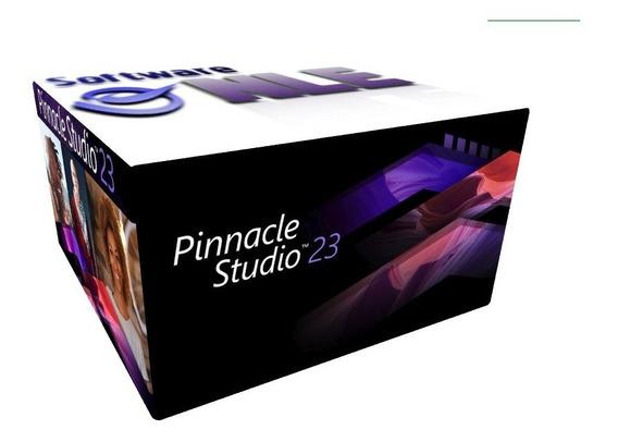 Pinnacle 23 Studio Ultimate En Español + Contenido Extra