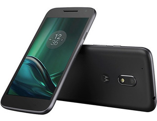 Celular Motorola Moto G4 Play 16gb Dual Xt1600 Vitrine