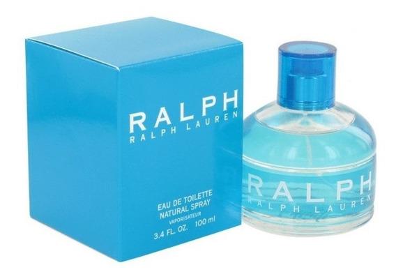 Perfume Ralph Lauren Fem Edt 100 Ml - Original Lacrado