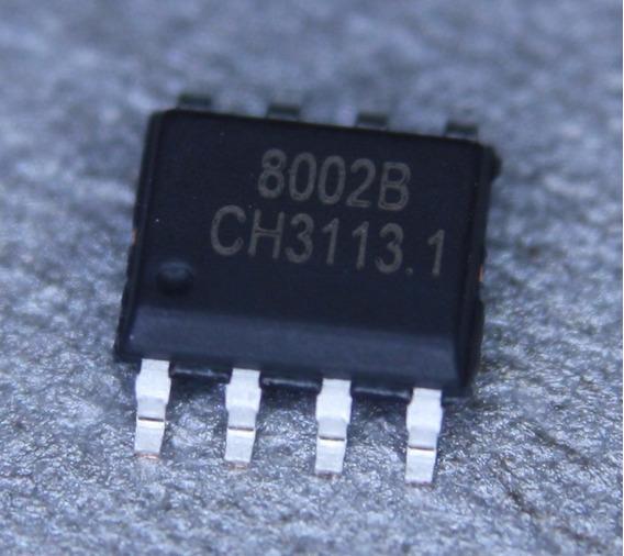 Ci Smd Md8002b - 8002b - Sop8 - 5 Peças