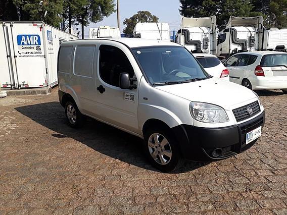 Fiat Doblo Cargo 1.4 2013/2013, Ar-condicionado