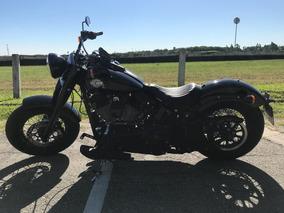 Harley Davidson Softail Slim S Flss C/accesorios