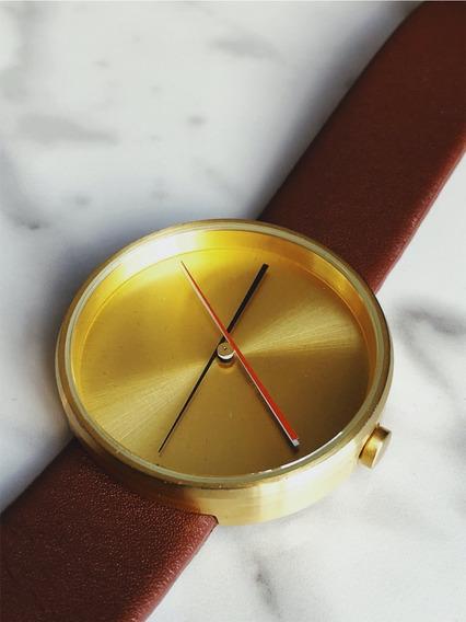 Relógio Projects Crossover Dourado