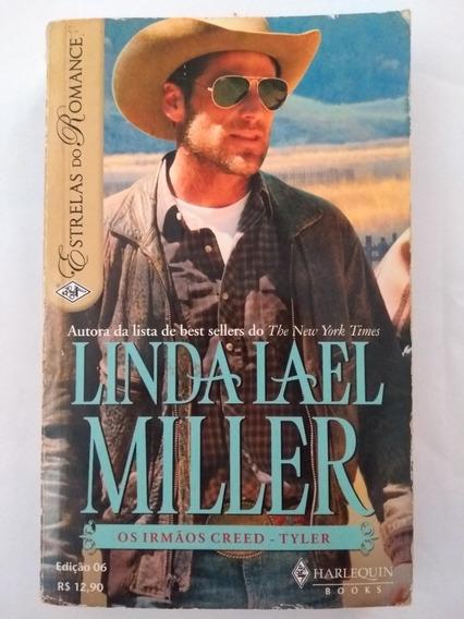 Livro Estrelas Do Romance: Os Irmãos Creed Tyler
