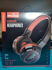 Headphone Stereo Hifi Wireless Az-01