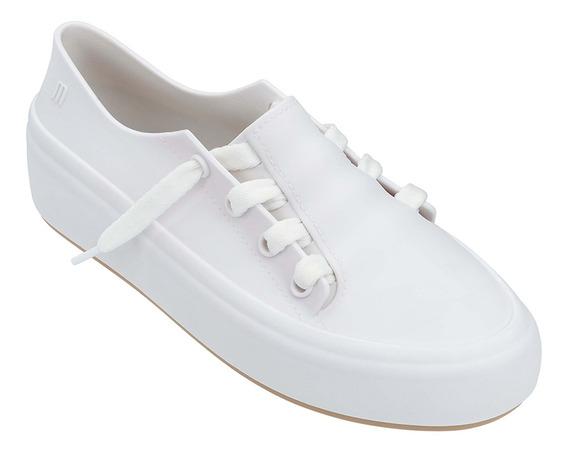 Melissa Tênis Ulitsa Sneaker Branco Bege Gl332