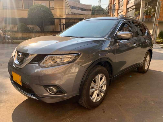 Nissan X-trail Advance 2.5 Tp At 4x2 7p 2500cc 2016