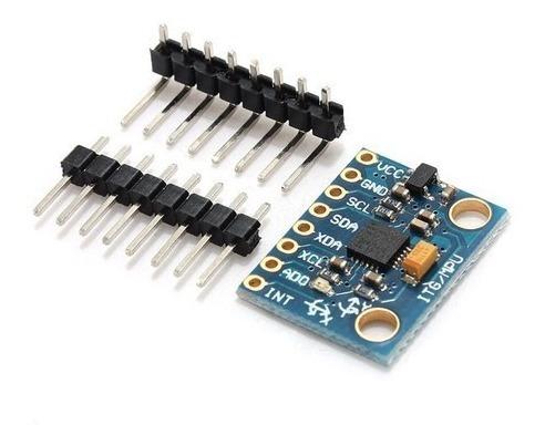 3x Acelerômetro E Giroscópio 3 Eixos Mpu-6050 Gy-521 Arduino
