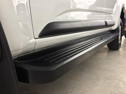 Imagem 1 de 5 de Estribo Modelo Original Injetado S10 Cabine Dupla 2012 2020