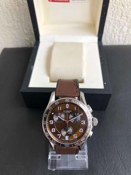 Relógio Victorinox Swiss Army Chrono Classic #241498