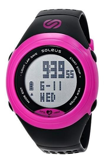 Reloj De Acero Sg007-011 Gps Único Color De Acero De Las Mu