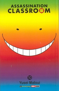 Assassination Classroom 10 - Yusei Matsui