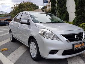 Nissan Versa 1.6 16v Sv Flex 4p Completo 2013
