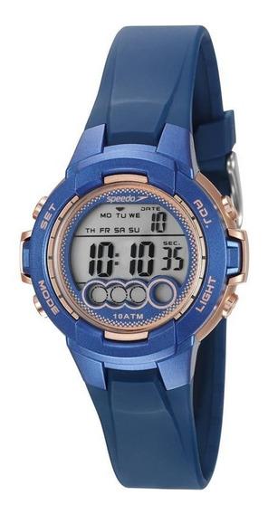 Relógio Speedo Masculino Ref: 65099l0evnp2 Digital Infantil