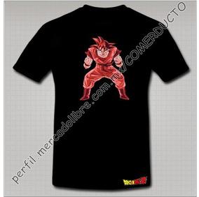Playera Dragon Ball Goku Kaio 2 Okjb