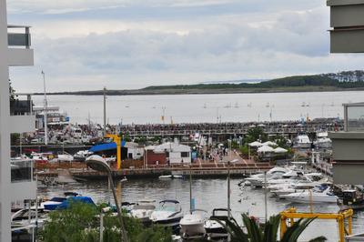Apto Gorlero, Cerca De Todo, Vista Al Puerto.anual,temporada