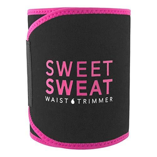 Recortadora De Cintura Premium De Sweat Sweet (logo Rosado)