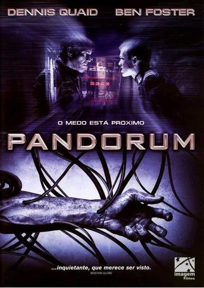 Pandorum - Dvd - Dennis Quaid - Ben Foster - Cam Gigandet