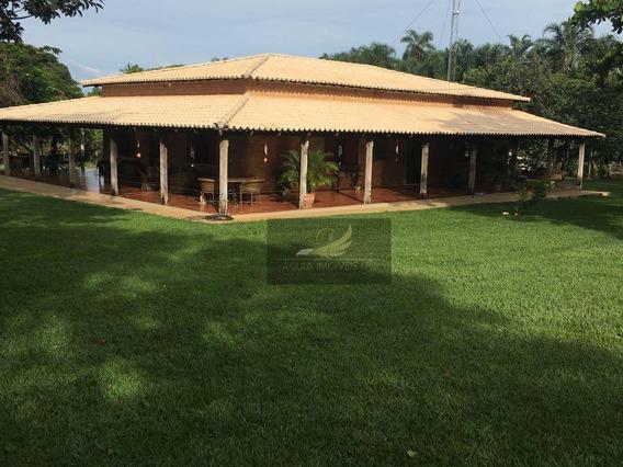 Fazenda Rural À Venda, Cocalinho. - Fa0010