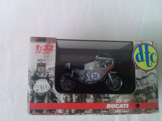 Miniatura Moto Ducati 750 Imola 1972 Escala 1:32