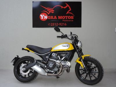 Ducati Scrambler Icon 800 2017