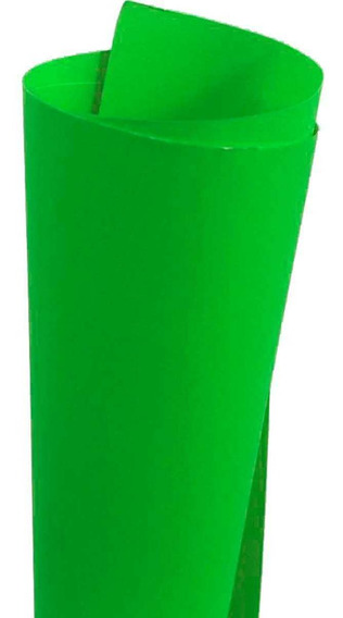 Papel Cartolina Dupla Face Color Set 47,5x66cm Verde C/20