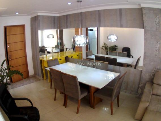 Lindo Apartamento Com 4 Quartos, 1 Suíte, Dce, Lazer Completo 2 Vagas M² - Venda Por R$ 900.000 Ou Aluguel Por R$ 3.500/mês - Itapuã - Vila Velha/es - Ap0859