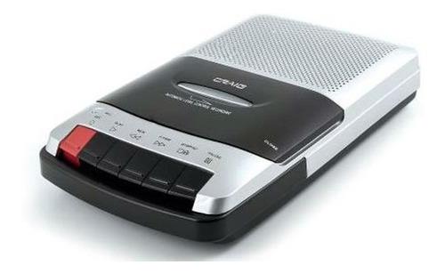 Reproductor Y Grabadora De Cassette Portátil Craig Cs2303