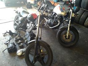 2 Motos Honda Cb400 Com Recibo