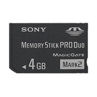 Sony Memory Stick 4 Gb Produo Msmt4gtq1 (reacondicionado Cer