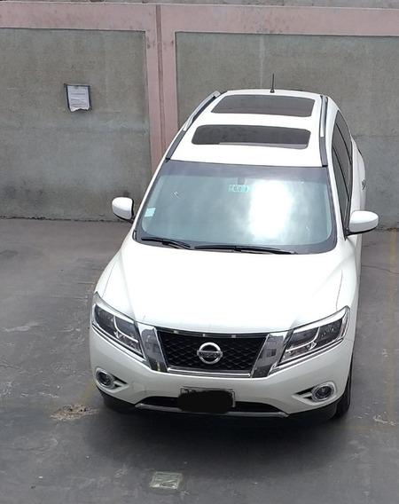 Nissan Pathfinder Advance Cvt 2017 4x4