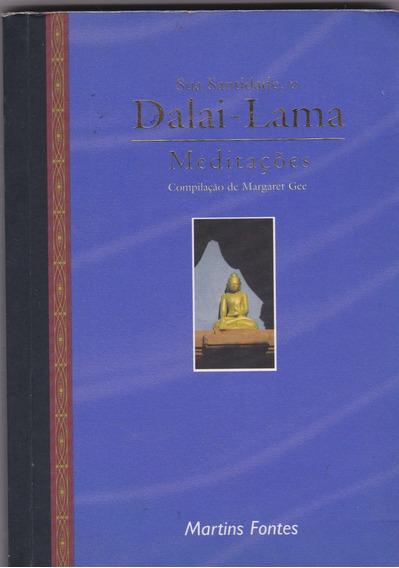 Livro De Bolso: Sua Santidade,o Dalai-lama Meditações