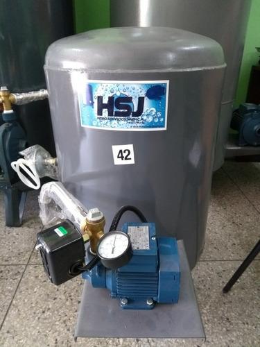 Hidroneumático 42 Galones Bomba Pedrollo 0.5 Hp