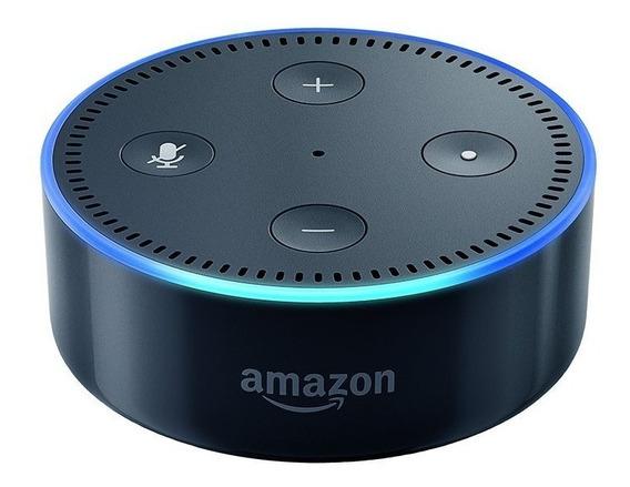 Amazon Echo Dot Segunda Generacion