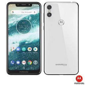 Smartphone Motorola One Branco,5,9 ,4g, 64gb,13mp - Xt1941-3