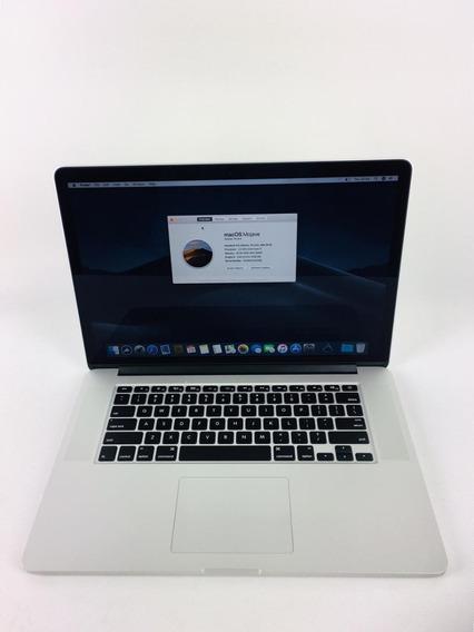 Macbook Pro A1398 2014 I7 2,5ghz 16gb 256gb - Zero Ciclos
