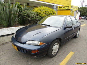 Chevrolet Cavalier Ls 2.2 At Sedan
