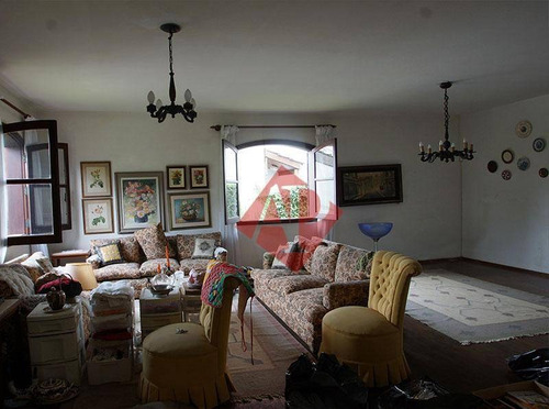 Imagem 1 de 11 de Sobrado Com 4 Dormitórios À Venda, 339 M² Por R$ 1.700.000,00 - Alphaville 06 - Santana De Parnaíba/sp - So0303