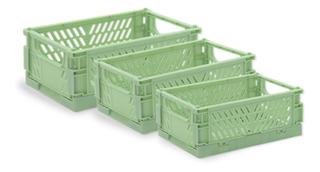 Kit Almacenamiento Color Verde