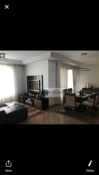 Apartamento Com 4 Dormitórios À Venda, 134 M² Por R$ 1.200.000,00 - Loteamento Residencial Vila Bella - Campinas/sp - Ap5609