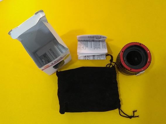 Tudo Extensor Autofoco P Fotos Macro Andoer 13 21 31mm Canon