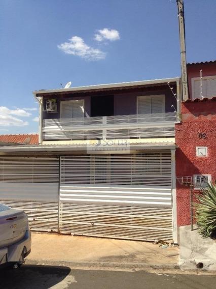Casa Com 3 Dormitórios À Venda, 63 M² Por R$ 340.000,00 - Residencial Cosmos - Campinas/sp - Ca0363