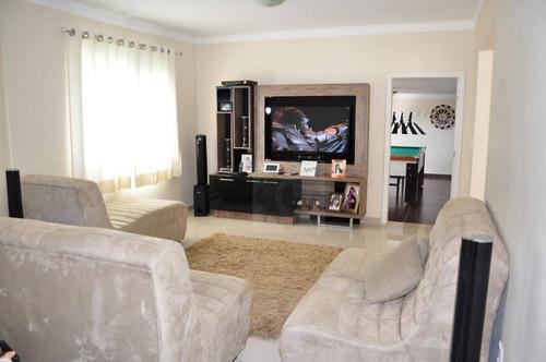 Imagem 1 de 30 de Casa Com 3 Dormitórios À Venda, 362 M² - Condomínio Terra Magna - Indaiatuba/sp - Ca0049