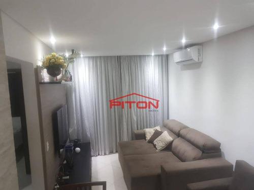 Imagem 1 de 19 de Apartamento Com 2 Dormitórios À Venda, 54 M² Por R$ 395.000,00 - Penha - São Paulo/sp - Ap1896