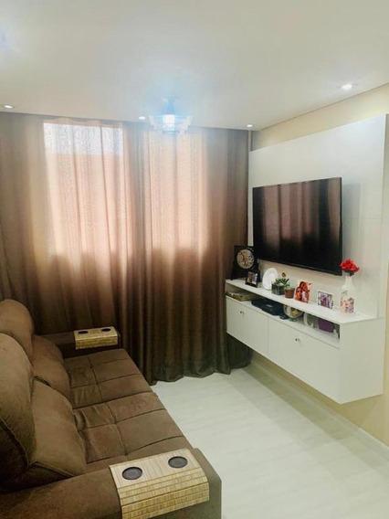 Apartamento Com 2 Dormitórios À Venda, 45 M² Por R$ 270.000,00 - Gopoúva - Guarulhos/sp - Ap0613
