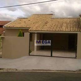 Casa Com 3 Dormitórios À Venda, 174 M² - Jardim Mauá Ii - Jaguariúna/sp - Ca1837