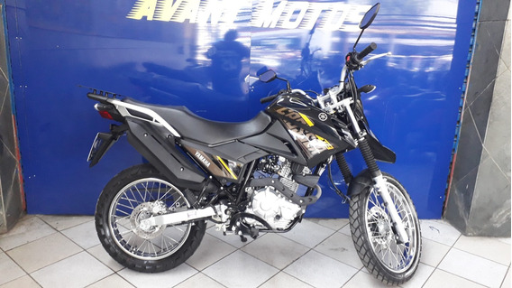 Yamaha Xtz 150 Crosser Preta 2019